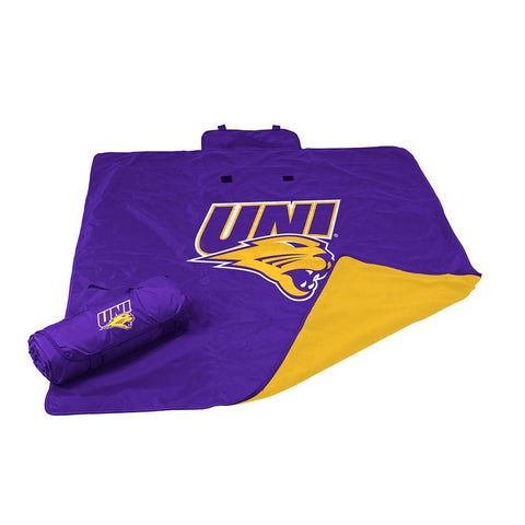 Northern Iowa Panthers NCAA All Weather Blanket
