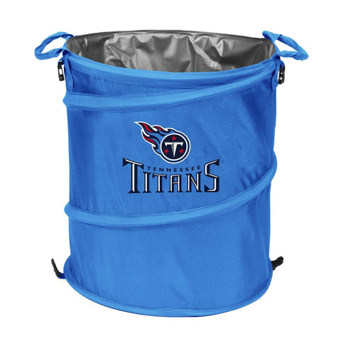Tennessee Titans NFL Collapsible Trash Can Cooler