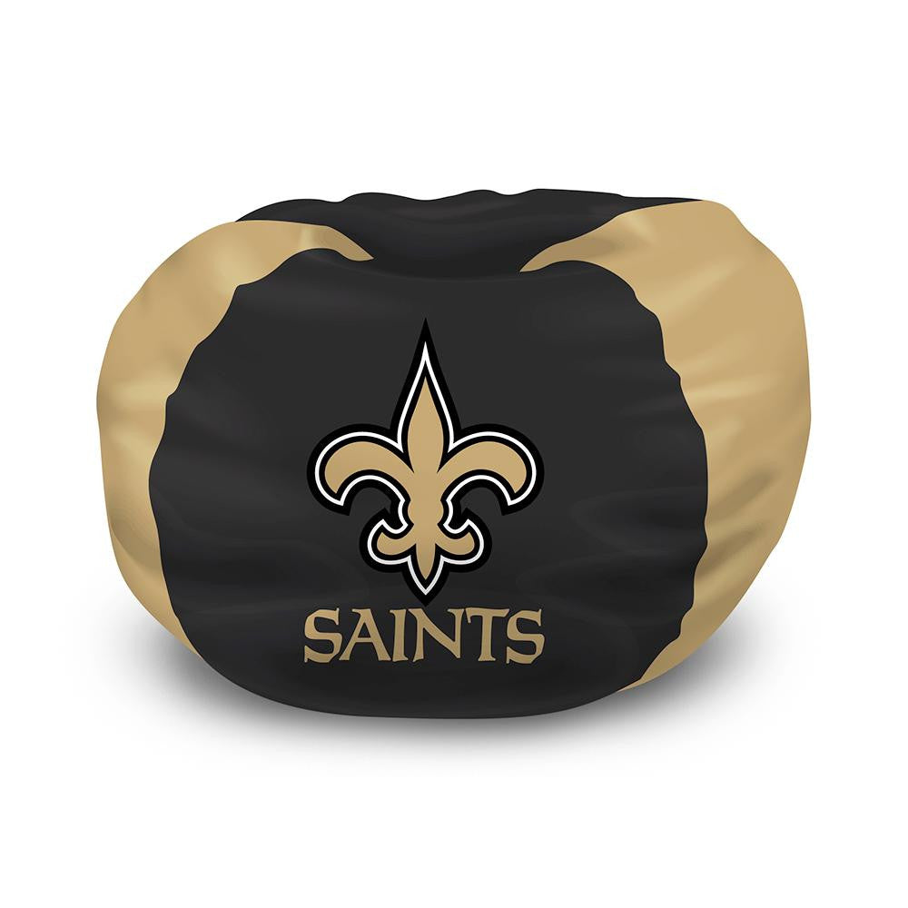New Orleans Saints NFL Team Bean Bag (96 Round) - 2