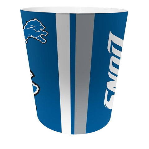 Detroit Lions NFL 10 Bath Waste Basket