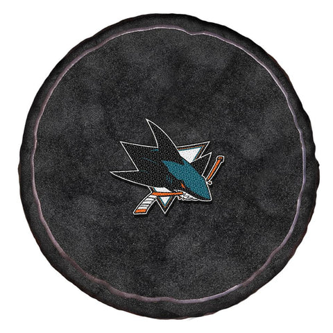 San Jose Sharks NHL 3D Sports Pillow