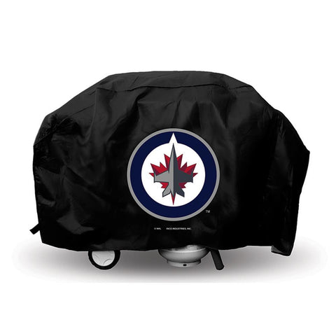 Winnipeg Jets NHL Economy Barbeque Grill Cover