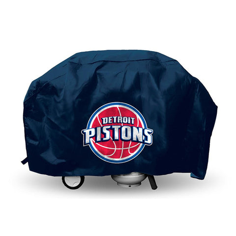 Detroit Pistons NBA Economy Barbeque Grill Cover