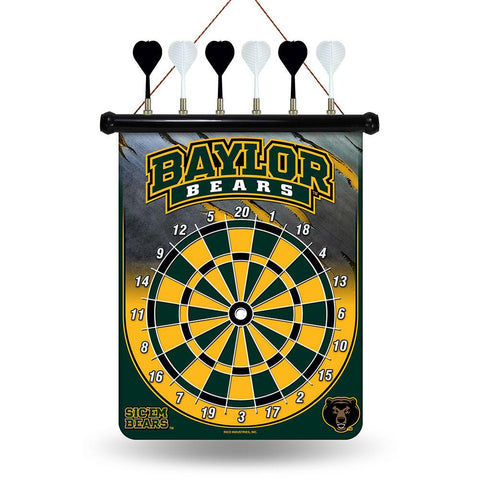 Baylor Bears NCAA Magnetic Dart Board