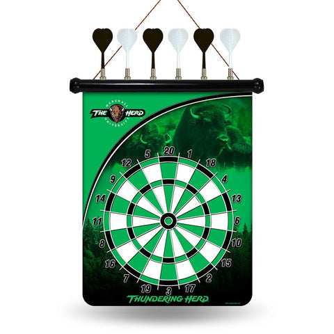 Marshall Thundering Herd NCAA Magnetic Dart Board