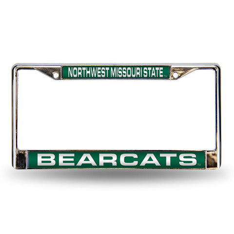 Northwest Missouri State Bearcats NCAA Laser Chrome Frame