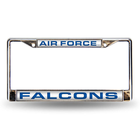 Air Force Falcons NCAA Laser Chrome Frame