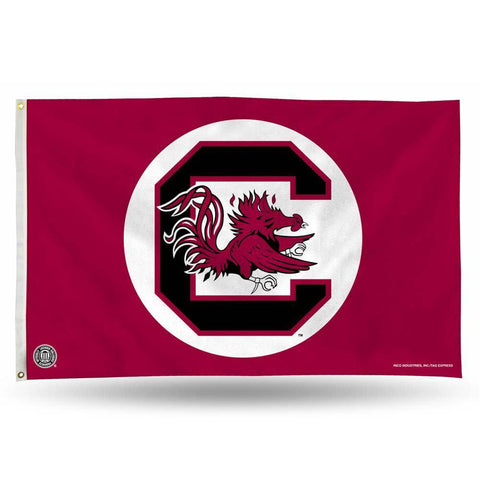 South Carolina Gamecocks NCAA 3ft x 5ft Banner Flag