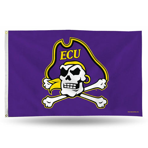East Carolina Pirates NCAA 3ft x 5ft Banner Flag