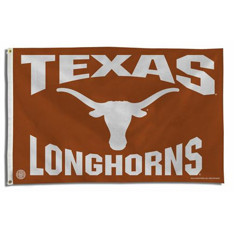 Texas Longhorns NCAA 3x5 Flag