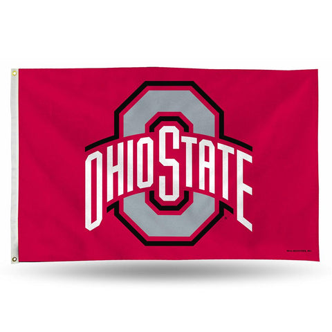 Ohio State Buckeyes NCAA 3ft x 5ft Banner Flag