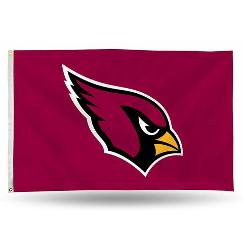 Arizona Cardinals NFL 3ft x 5ft Banner Flag