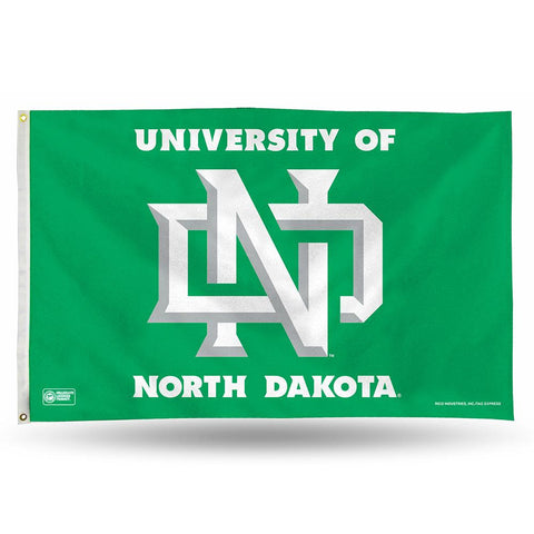 North Dakota Fighting Sioux NCAA 3x5 Flag