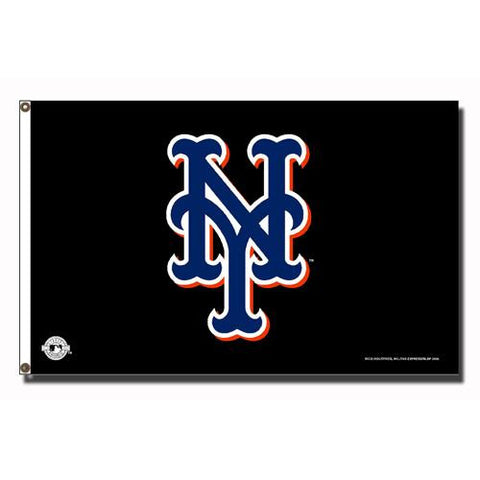 New York Mets MLB 3x5 Flag