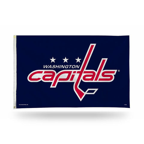 Washington Capitals NHL 3ft x 5ft Banner Flag