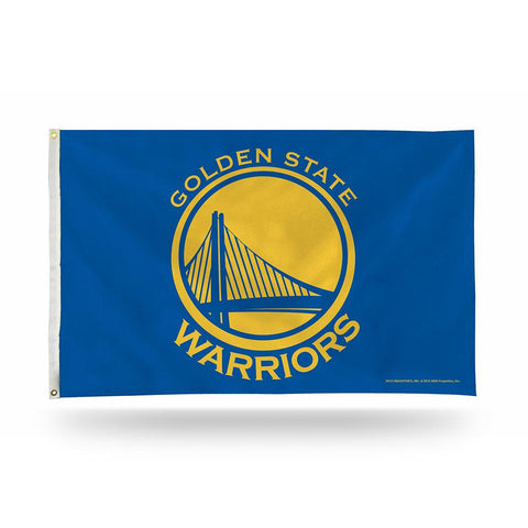 Golden State Warriors NBA 3ft x 5ft Banner Flag