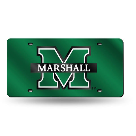 Marshall Thundering Herd NCAA Laser Cut License Plate Tag