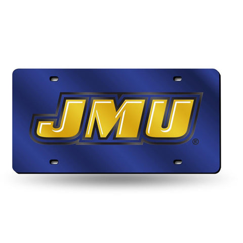 James Madison Dukes NCAA Laser Cut License Plate Tag