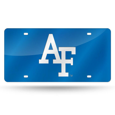 Air Force Falcons NCAA Laser Cut License Plate Tag