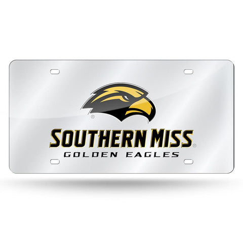 Southern Mississippi Eagles NCAA Laser Cut License Plate Cover