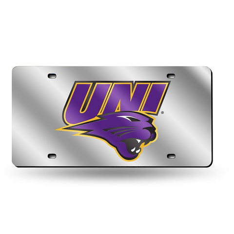 Northern Iowa Panthers NCAA Laser Cut License Plate Cover