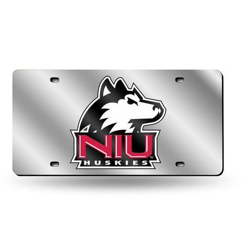 Northern Illinois Huskies NCAA Laser Cut License Plate Cover