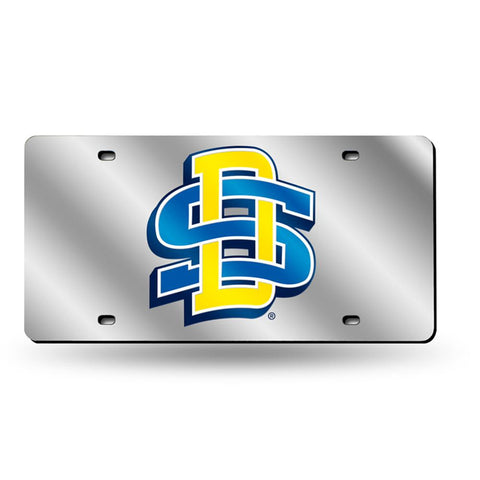 South Dakota State Jackrabbits NCAA Laser Cut License Plate Tag