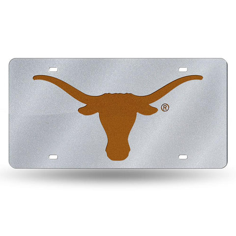Texas Longhorns NCAA Bling Laser Cut Plate Cover
