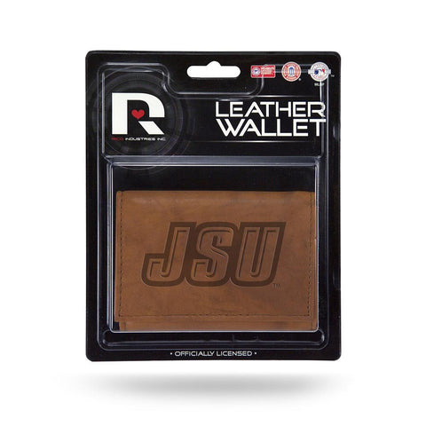 Jacksonville State Gamecocks NCAA Manmade Leather Tri-Fold
