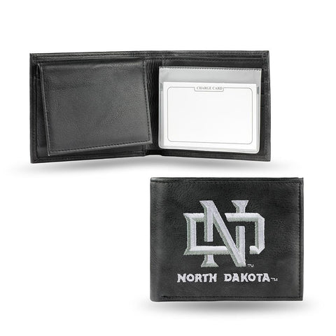 North Dakota Fighting Sioux NCAA Embroidered Billfold Wallet