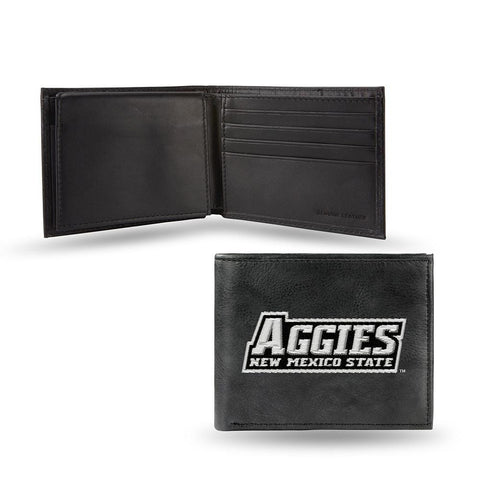 New Mexico State Aggies  Embroidered Billfold Wallet