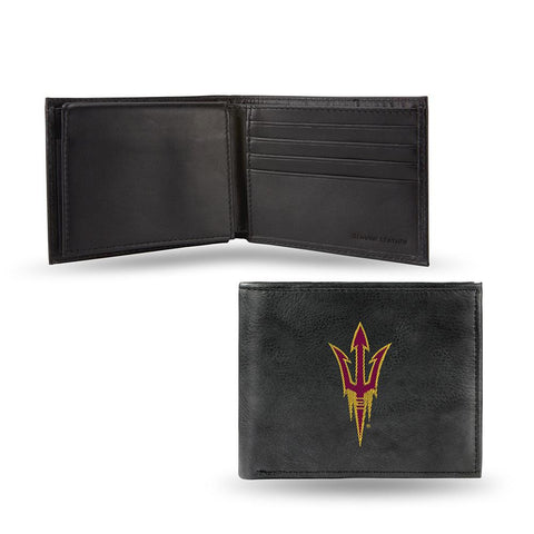 Arizona State Sun Devils  Embroidered Billfold Wallet