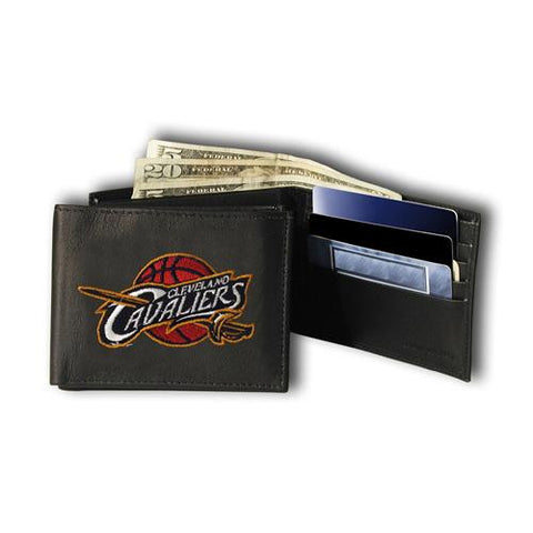 Cleveland Cavaliers NBA Embroidered Billfold Wallet