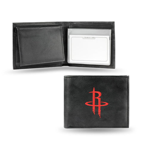 Houston Rockets  Embroidered Billfold Wallet