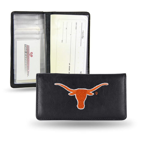 Texas Longhorns  Checkbook Holder (Embroidered)