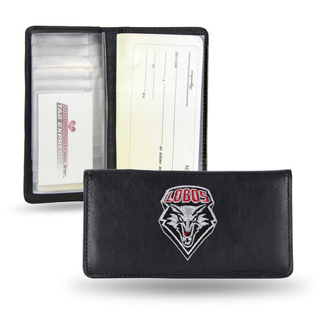 New Mexico Lobos  Checkbook Holder (Embroidered)