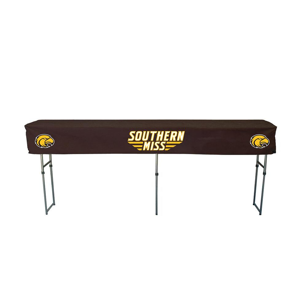 Southern Mississippi Eagles NCAA Ultimate Buffet-Gathering Table Cover - 2