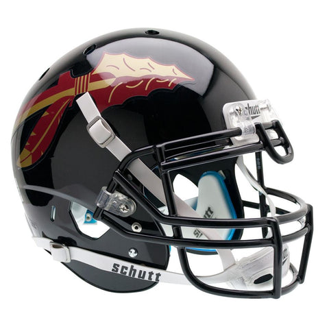 Florida State Seminoles NCAA Authentic Air XP Full Size Helmet (Alternate Black 1)