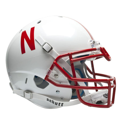 Nebraska Cornhuskers NCAA Authentic Air XP Full Size Helmet