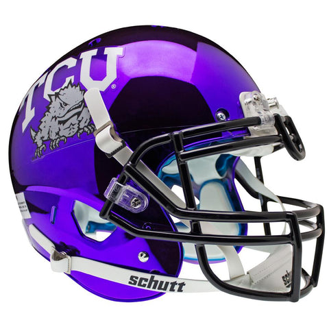 Texas Christian Horned Frogs NCAA Authentic Air XP Full Size Helmet (Alternate 5)