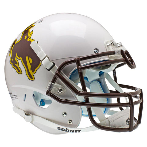 Wyoming Cowboys NCAA Authentic Air XP Full Size Helmet