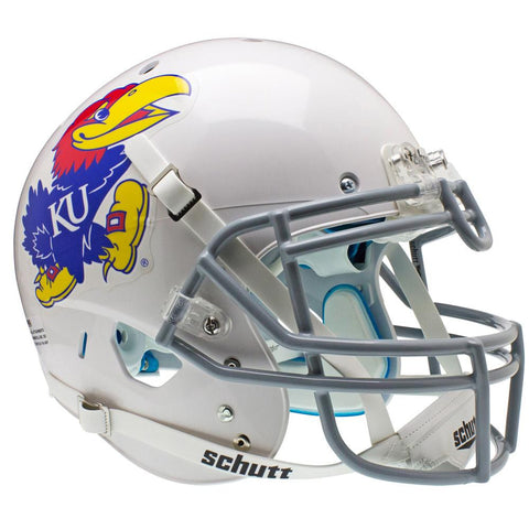 Kansas Jayhawks NCAA Authentic Air XP Full Size Helmet (Alternate 1)