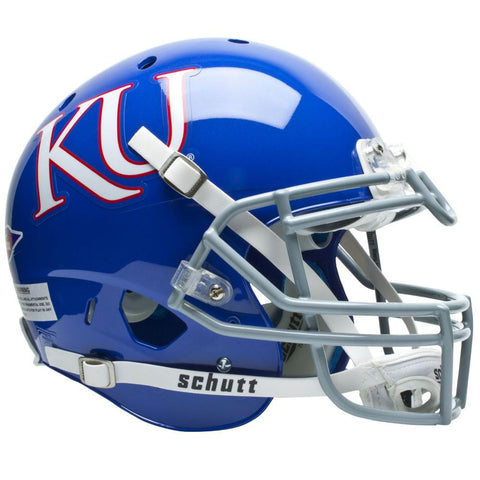 Kansas Jayhawks NCAA Authentic Air XP Full Size Helmet