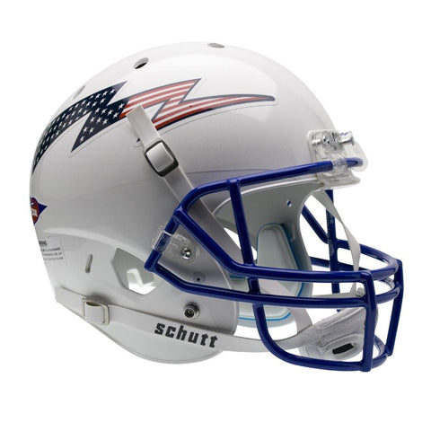 Air Force Falcons NCAA Replica Air XP Full Size Helmet (Alternate White 2)