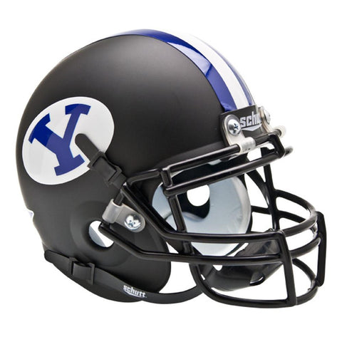 Brigham Young Cougars NCAA Authentic Mini 1-4 Size Helmet (Alternate 1)