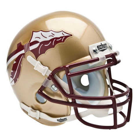 Florida State Seminoles NCAA Authentic Mini 1-4 Size Helmet