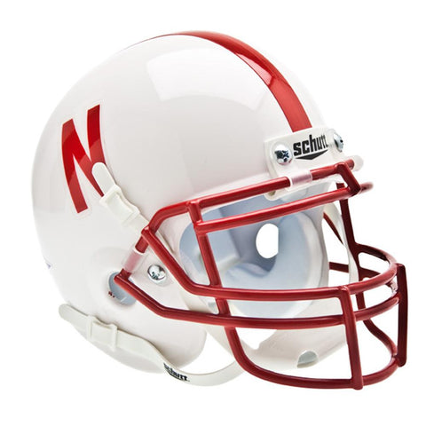 Nebraska Cornhuskers NCAA Authentic Mini 1-4 Size Helmet
