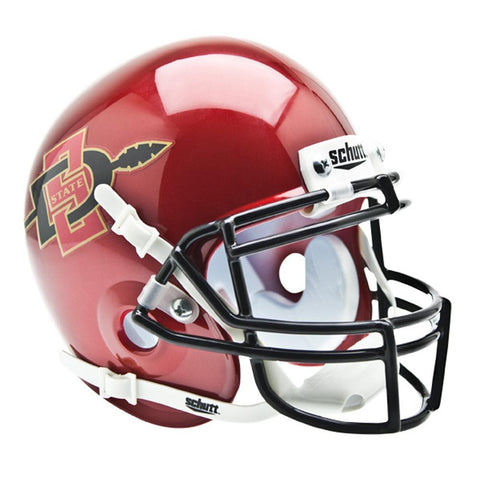 San Diego State Aztecs NCAA Authentic Mini 1-4 Size Helmet