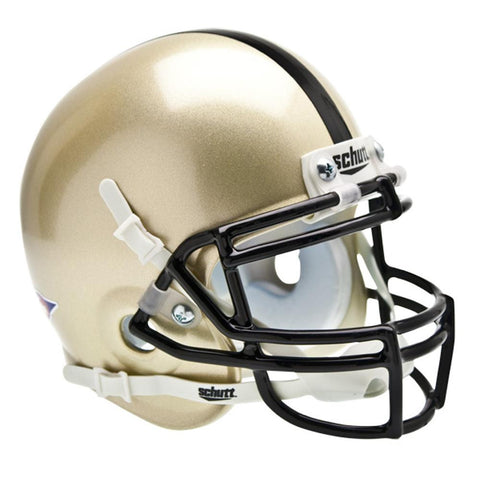 Army Black Knights NCAA Authentic Mini 1-4 Size Helmet