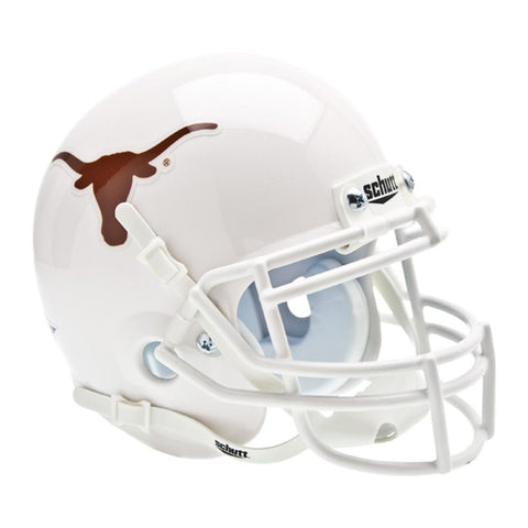 Texas Longhorns NCAA Authentic Mini 1-4 Size Helmet